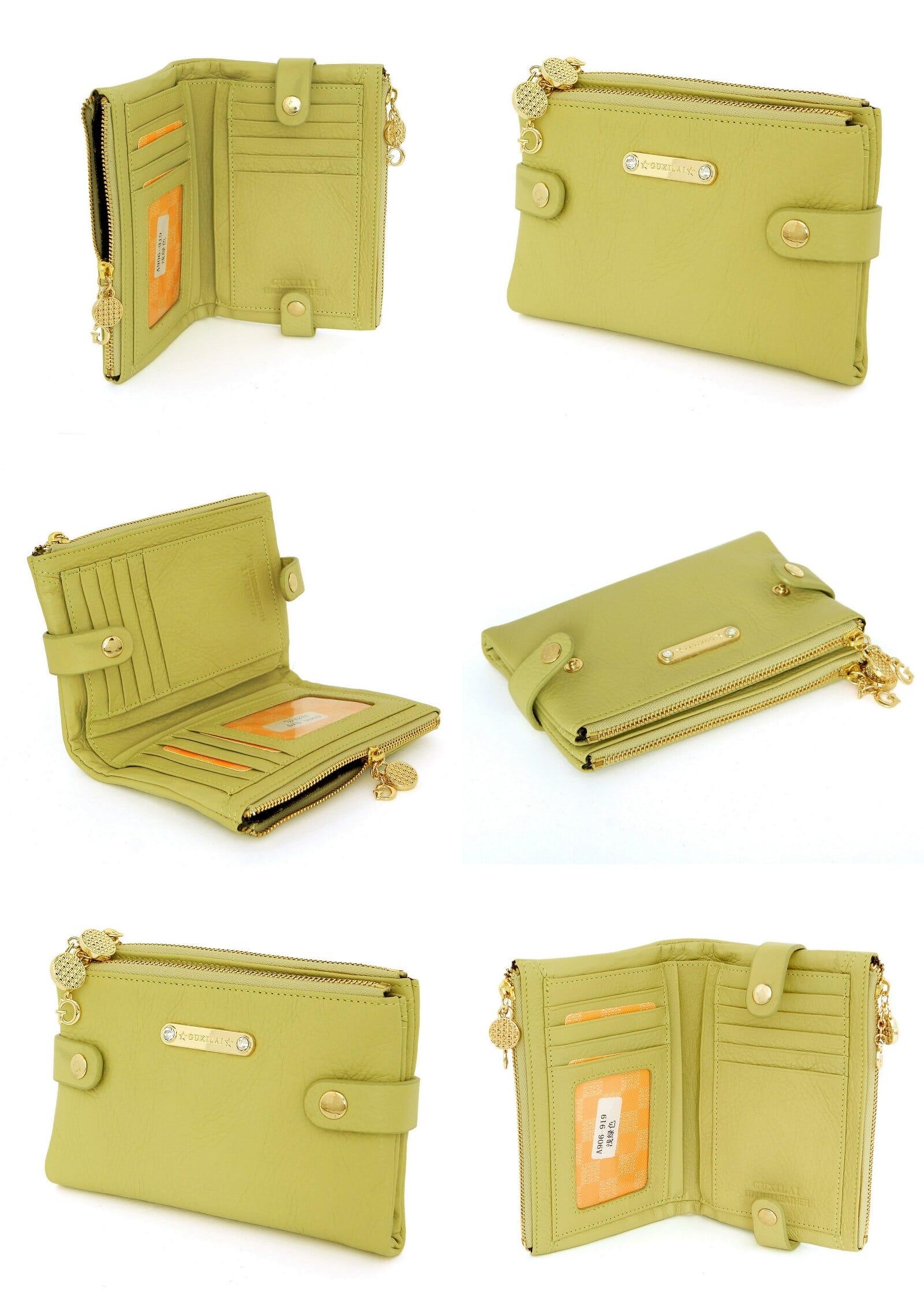 damen echt leder portemonnaie geldb rse geldbeutel brieftasche portmonee frauen ebay. Black Bedroom Furniture Sets. Home Design Ideas